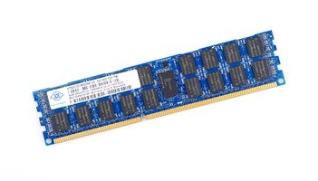 NANYA 8GB 2Rx4 PC3L-10600R DDR3 Registered Server-RAM Modul REG ECC - NT8GC72C4NG0NK-CG