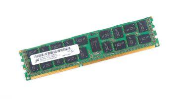Micron 8GB 2Rx4 PC3L-10600R DDR3 Registered Server-RAM Modul REG ECC - MT36KSF1G72PZ-1G4M1HE