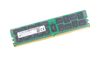 Micron 16GB 2Rx4 PC4-2133P-R DDR4 Registered Server-RAM Modul REG ECC - MTA36ASF2G72PZ-2G1A2KJ