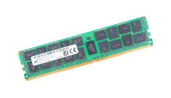 Micron 16GB 2Rx4 PC4-2133P-R DDR4 Registered Server-RAM Modul REG ECC - MTA36ASF2G72PZ-2G1A2KK