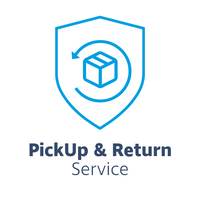 Hardware Care Pack für DELL PowerEdge R820 Server - 1 Jahr mit Pickup & Return Service