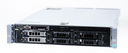 DELL PowerEdge R710 Server 2x Xeon E5630 Quad Core 2.53 GHz, 16 GB DDR3 RAM, 2x 1000 GB SAS 7.2K