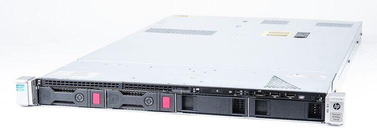 HP ProLiant DL360p Gen8 Server 2x Xeon E5-2603 Quad Core 1.80 GHz, 16 GB DDR3 RAM, 2x 1000 GB SAS 7.2K – Bild 1