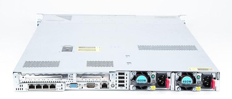 HP ProLiant DL360p Gen8 Server 2x Xeon E5-2603 Quad Core 1.80 GHz, 16 GB DDR3 RAM, 2x 1000 GB SAS 7.2K – Bild 5
