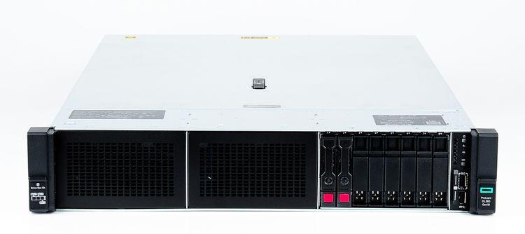 HPE ProLiant DL380 Gen10 V2 Server 2x Xeon Silver 4116 12-Core 2.10 GHz, 16 GB DDR4 RAM, 2x 300 GB SAS 10K – Bild 2