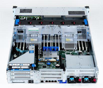 HPE ProLiant DL380 Gen10 V2 Server 2x Xeon Silver 4116 12-Core 2.10 GHz, 16 GB DDR4 RAM, 2x 300 GB SAS 10K – Bild 8