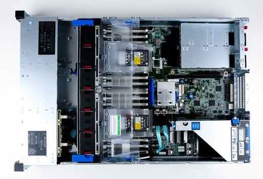 HPE ProLiant DL380 Gen10 V2 Server 2x Xeon Silver 4116 12-Core 2.10 GHz, 16 GB DDR4 RAM, 2x 300 GB SAS 10K – Bild 9