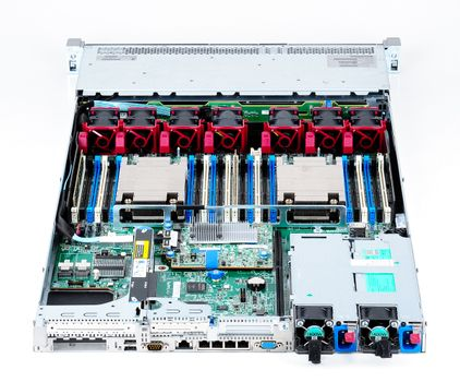 HPE ProLiant DL360 Gen9 Server 2x Xeon E5-2650v3 10-Core 2.30 GHz, 16 GB DDR4 RAM, 2x 1000 GB SAS  – Bild 8
