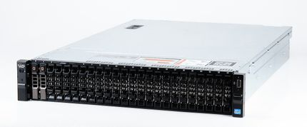 DELL PowerEdge R720xd Server 2x Xeon E5-2650 8-Core 2.00 GHz, 16 GB DDR3 RAM, 2x 300 GB SAS 10K