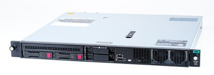 HPE ProLiant DL20 Gen10 Server Xeon E-2136 Six Core 3.30 GHz, 16 GB DDR4 RAM, 2x 300 GB SAS 10K