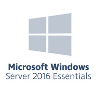 HPE Microsoft Windows Server 2016 Essentials (HPE-branded license, ROK)