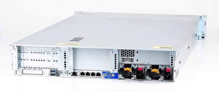 HPE ProLiant DL380 Gen9 V3 Server 2x Xeon E5-2673v3 12-Core 2.40 GHz, 16 GB DDR4 RAM, 2x 1000 GB SAS 7.2K – Bild 4