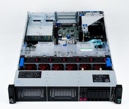 HPE ProLiant DL380 Gen10 V2 Server 2x Xeon Gold 6137 8-Core 3.90 GHz, 16 GB DDR4 RAM, 2x 300 GB SAS 10K – Bild 7