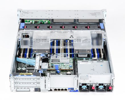 HPE ProLiant DL380 Gen9 V4 Server 2x Xeon E5-2683v4 16-Core 2.10 GHz, 16 GB DDR4 RAM, 2x 300 GB SAS 10K – Bild 6