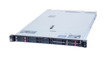 HPE ProLiant DL360 Gen10 V1 Server 2x Xeon Gold 6130 16-Core 2.10 GHz, 16 GB DDR4 RAM, 2x 300 GB SAS, 2x 480 GB NVMe SSD