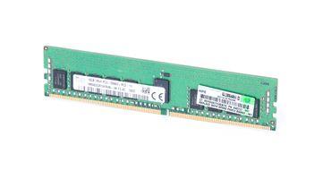 HPE 16GB 1Rx4 PC4-2666V-R DDR4 Registered Server-RAM Modul REG ECC - 850880-001 / 840757-091