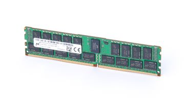 Micron 32GB 2Rx4 PC4-2400T-R DDR4 Registered Server-RAM Modul REG ECC - MTA36ASF4G72PZ-2G3B1MG