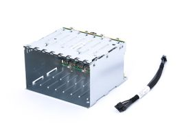 """HPE 8x SFF 2.5"""" NVMe Solid State Drive Express Cage / SSD-Käfig - ProLiant DL380 / DL385 Gen10 - 867116-001 / 826689-B21"""