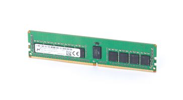 Micron 8GB 1Rx4 PC4-2400T-R DDR4 Registered Server-RAM Modul REG ECC - MTA18ASF1G72PZ-2G3B1QG