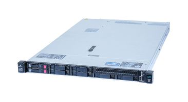 HPE ProLiant DL360 Gen10 V1 Server with 2x Xeon Gold 6132 16-Core 2.60 GHz, 16 GB DDR4 RAM, 2x 300 GB SAS 10K