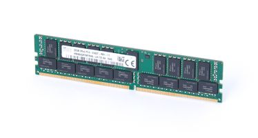 hynix 32GB 2Rx4 PC4-2400T-R DDR4 Registered Server-RAM Modul R-DIMM REG ECC - HMA84GR7MFR4N-UH