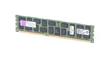 Kingston 4GB PC3-8500R DDR3 Registered Server-RAM Modul REG ECC - KTM-SX310Q/4G