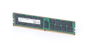Micron 16GB 2Rx4 PC4-2133P-R DDR4 Registered Server-RAM Modul REG ECC - MTA36ASF2G72PZ-2G1A2II