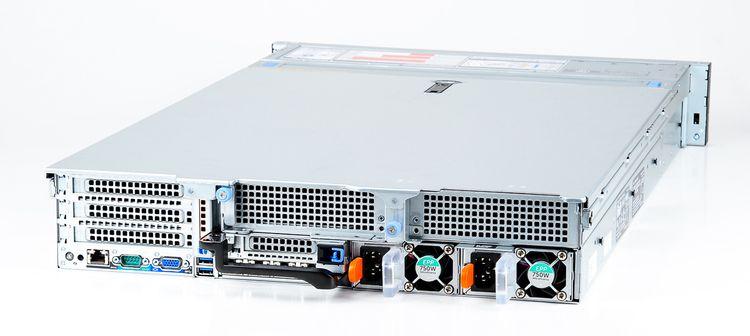 DELL EMC PowerEdge R740 V2 Server 2x Xeon Silver 4110 8-Core 2.10 GHz, 16 GB DDR4 RAM, 2x 300 GB SAS 10K – Bild 4