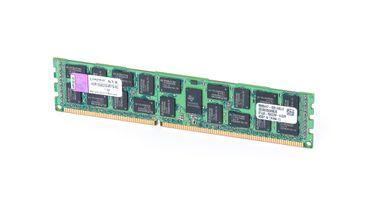Kingston 4GB 2Rx4 PC3-8500R DDR3 Registered Server-RAM Modul REG ECC - KVR1066D3D4R7S/4G