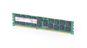 Micron 16GB 2Rx4 PC3-12800R DDR3 Registered Server-RAM Modul REG ECC - MT36JSF2G72PZ-1G6E1LG