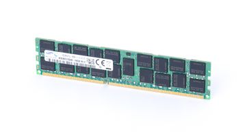 Samsung 16GB 2Rx4 PC3L-12800R DDR3 Registered Server-RAM Modul REG ECC - M393B2G70QH0-YK0Q8