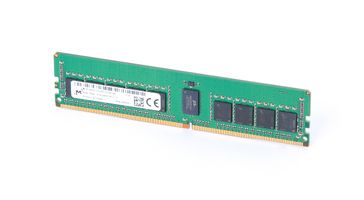 Micron 8GB 1Rx4 PC4-2400T-R DDR4 Registered Server-RAM Modul REG ECC - MTA18ASF1G72PZ-2G3B1QK