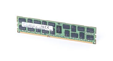 Samsung 16GB 2Rx4 PC3L-12800R DDR3 Registered Server-RAM Modul REG ECC - M393B2G70EB0-YK0