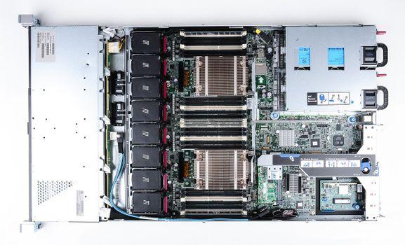 HP ProLiant DL360p Gen8 Server 2x Xeon E5-2620 Six Core 2.00 GHz, 16 GB DDR3 RAM, 2x 1000 GB SAS 7.2K – Bild 8