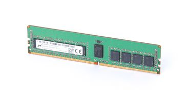 Micron 8GB 1Rx4 PC4-2400T-R DDR4 Registered Server-RAM Modul REG ECC - MTA18ASF1G72PZ-2G3B1IG
