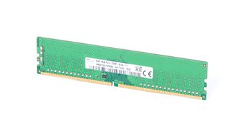 SK hynix 8GB 1Rx8 PC4-2400T-E DDR4 unbuffered Server-RAM Modul ECC - HMA81GU7AFR8N-UH