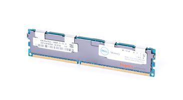 DELL 8GB 2Rx4 PC3L-10600R DDR3 Registered Server-RAM Modul REG ECC - SNPTJ1DYC/8G
