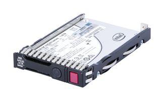 "HPE 1.6TB 6G SATA Read Intensive SSD 2.5"" SFF Hot Swap Festplatte Hard Disk mit Smart Carrier - 869581-001 / 869386-B21"