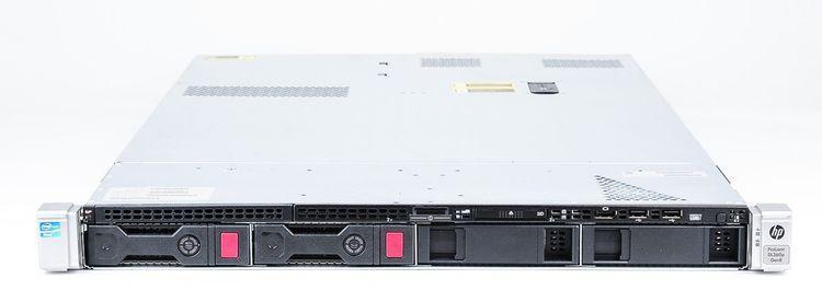 HP ProLiant DL360p Gen8 Server 2x Xeon E5-2637 Dual Core 3.00 GHz, 16 GB DDR3 RAM, 2x 1000 GB SAS 7.2K – Bild 2