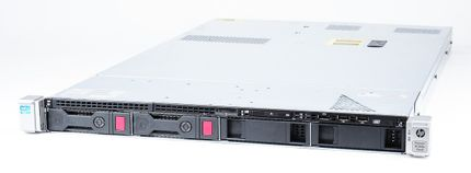 HP ProLiant DL360p Gen8 Server 2x Xeon E5-2637 Dual Core 3.00 GHz, 16 GB DDR3 RAM, 2x 1000 GB SAS 7.2K