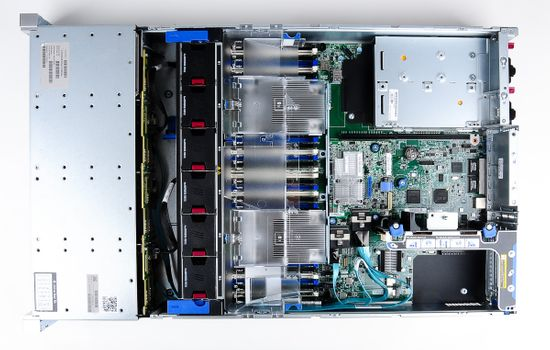 HPE ProLiant DL380 Gen9 V4 Server 2x Xeon E5-2683v4 16-Core 2.10 GHz, 16 GB DDR4 RAM, 2x 1000 GB SAS 7.2K – Bild 7