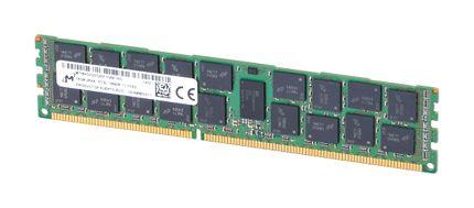 Micron 16GB 2Rx4 PC3L-12800R DDR3 Registered Server-RAM Modul REG ECC - MT36KSF2G72PZ-1G6E1HG