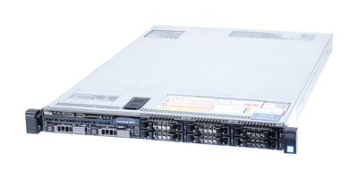 DELL PowerEdge R630 Entry Server mit 1x Xeon E5-2630v3 8-Core 2.40 GHz, 16 GB DDR4 RAM, 2x 500 GB SATA 7.2K