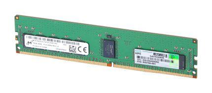 HPE 16GB 2Rx8 PC4-2666V-R DDR4 Registered Server-RAM Modul R-DIMM REG ECC - 840756-091 / 835955-B21