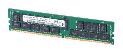 HPE 32GB 2Rx4 PC4-2666V-R DDR4 Registered Server-RAM Modul R-DIMM REG ECC - 868843-001 / 840758-191