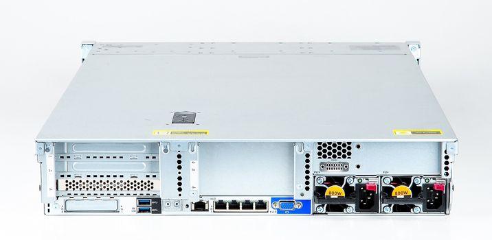 HPE ProLiant DL380 Gen9 V4 Server 2x Xeon E5-2680v4 14-Core 2.40 GHz, 16 GB DDR4 RAM, 2x 300 GB SAS 10K – Bild 5