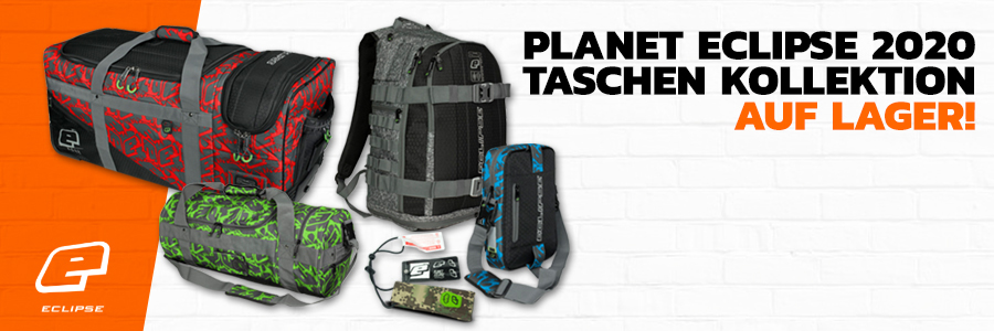 Planet Eclipse Taschen-Kollektion 2020
