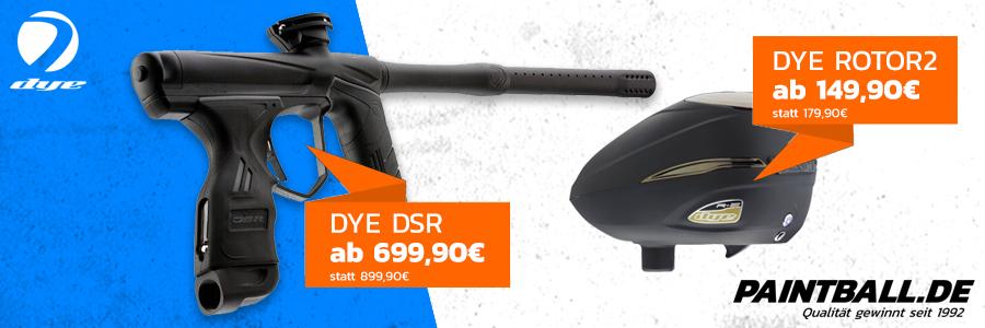 Dye Rotor2 und DSR