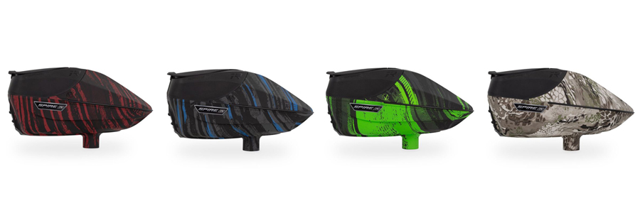 Virtue Paintball VIO Ascend Graphic Series