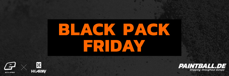 Paintball.de Black Pack Friday Deals 2019